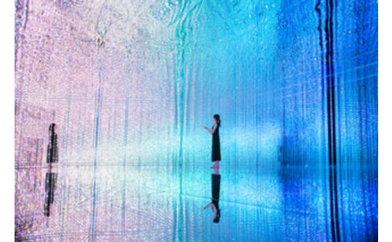 拡張するアートが人や社会を自由にする、壮大な実験の行方~チームラボ代表 猪子寿之氏~