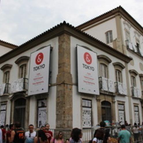 リオで「CULTURE & TOKYO  in RIO(東京キャラバン・TURN)」と「東京の観光PR展示」始まる