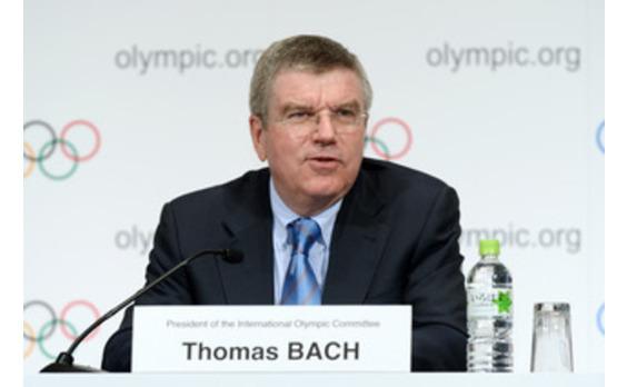 IOCバッハ会長が来日~「一致団結で素晴らしい大会を」と期待感を表明