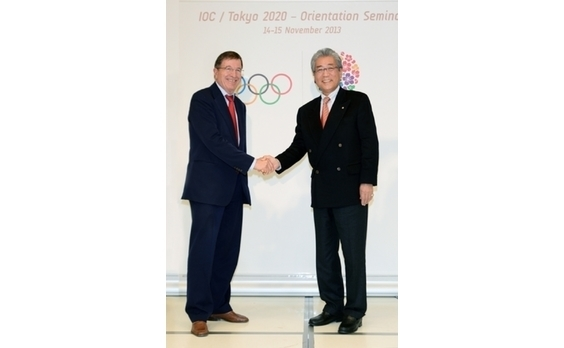 「IOC/Tokyo 2020 オリエンテーションセミナー」開催