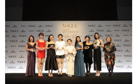 今年最も輝いた女性「VOGUE JAPAN Women of the Year 2013」9人に授賞