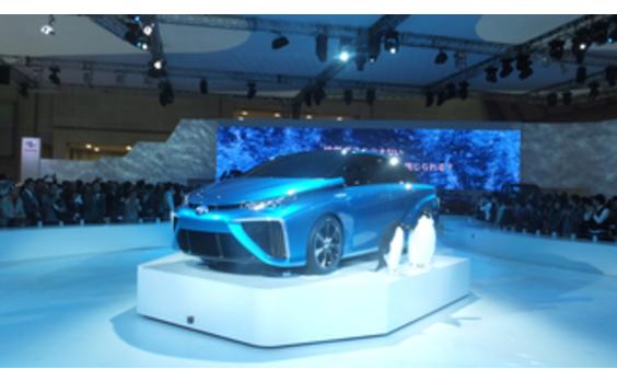 東京モーターショー   トヨタ自動車「FUN TO DRIVE, AGAIN.」を合言葉に出展