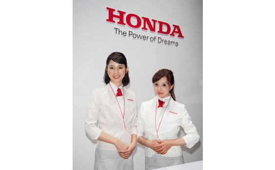 東京モーターショー   ホンダ「枠にはまるな。」をテーマに出展