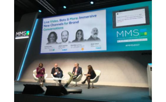 ライブビデオとボットが進める対話型マーケティングの新時代