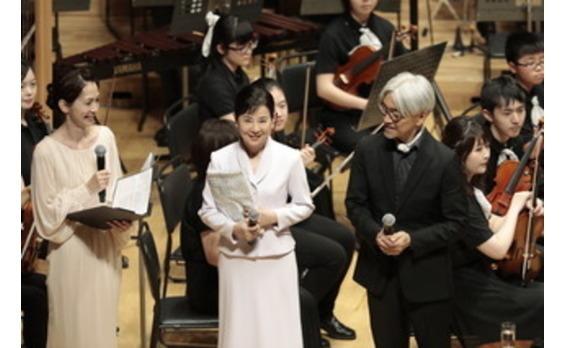 今年も盛況   「東北ユースオーケストラ」演奏会 (動画あり)