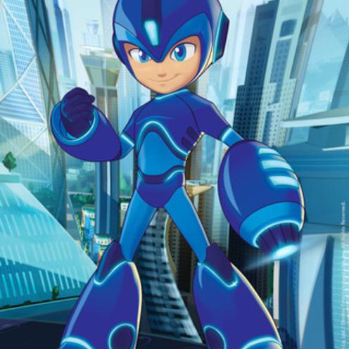 電通、カプコンの人気ゲーム「ロックマン」の新作アニメ制作を開始 ― 米国児童向け主要チャンネル「カートゥーン・ネットワーク」で放送決定 ―