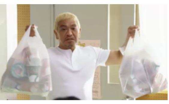部活練習中に突然、松本さんが 「QTTA」の差し入れに現れたら…