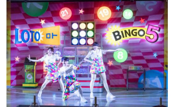 新宝くじ「ビンゴ5」初の抽せん会   1等当せん金額は、約860万円!
