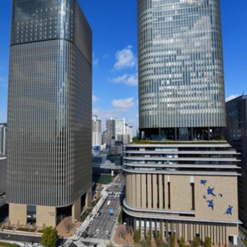大阪・中之島で「フェスティバルシティ」街開き