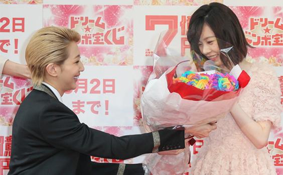 1等・前後賞合わせて7億円の「ドリームジャンボ宝くじ」発売 宝塚歌劇団とタイアップ