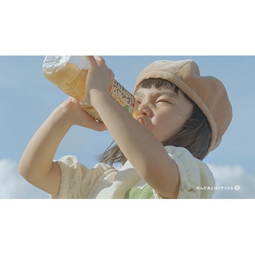 「GREEN DA・KA・RA やさしい麦茶」新テレビCM    5歳になったムギちゃん登場