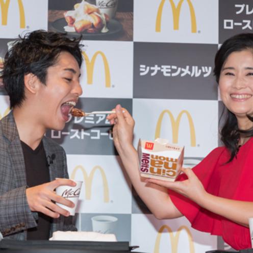 マクドナルドが日本の冬をアツくする! あの人気スイーツが復活