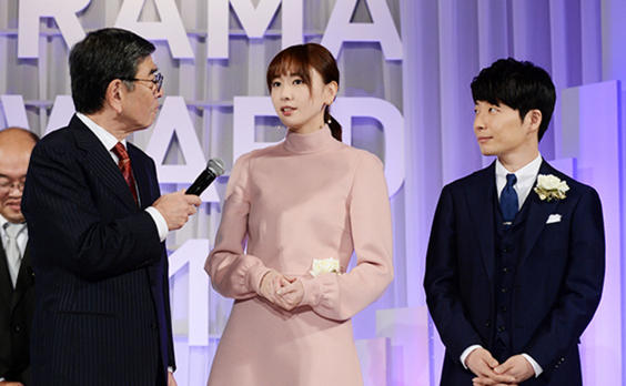 世界に見せたい日本のドラマ 「東京ドラマアウォード 2017」発表