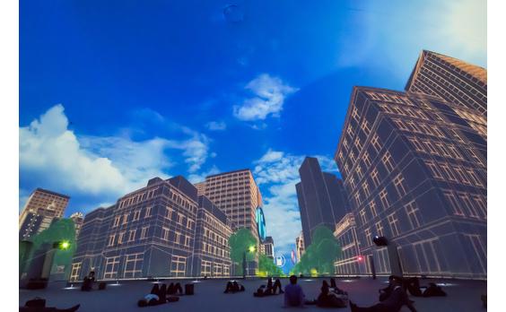東京モーターショー   主催者展示で未来のモビリティーを体験