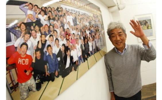 大﨑洋氏「吉本の本質は『家族的』、これから100年も」第1回