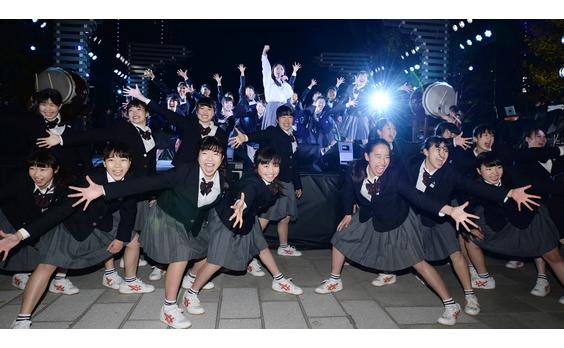 東京の空の下   「文化オリンピアードナイト」開催