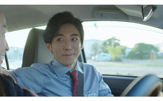 ダイハツのウェブ動画で運転指導 高橋一生さんが優男・俺様の2役