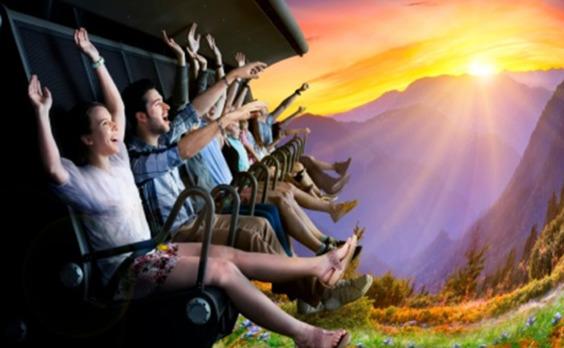 電通、ライド型VRアトラクション向けソフトの制作会社Brogent Japan Entertainmentに資本参加