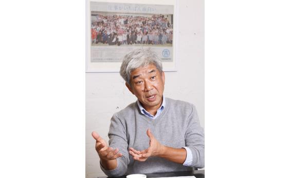 大﨑洋氏「吉本の本質は『家族的』、これから100年も」第3回