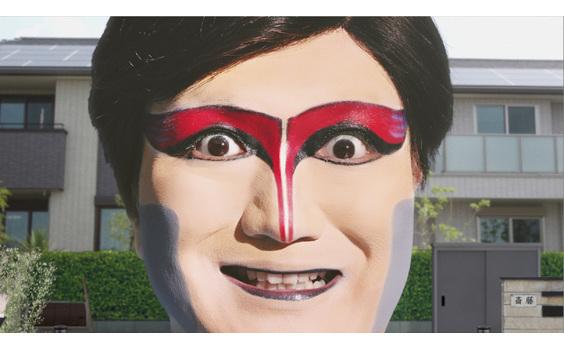 オンテックス 新テレビCM  デーモン閣下、まさかの7:3分け!?