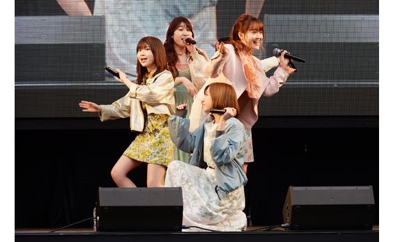 東京2020ライブサイト  日比谷で大会に向け盛り上がり