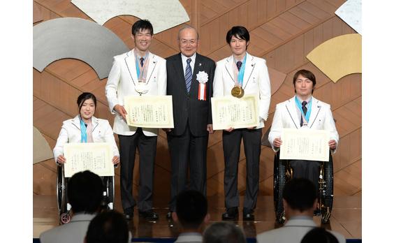 平昌パラリンピック閉幕  日本選手大活躍で報奨金アップ