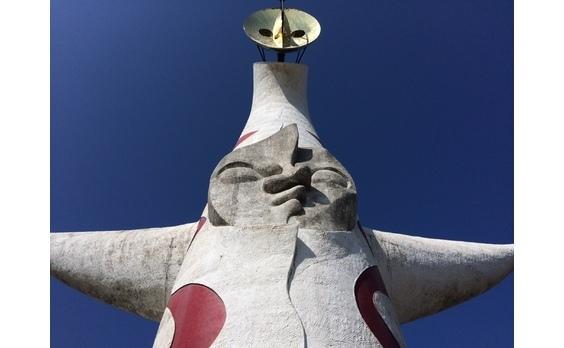 約半世紀の時を経て  「太陽の塔」の内部を公開開始