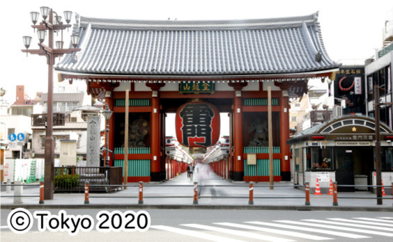2020年オリンピック マラソンは、東京の名所を巡るコースに決定(動画あり)