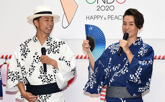 "TOKYO 2020 今年の夏は""五輪音頭""""祭り"" ""ライセンス商品""で盛り上がろう!"