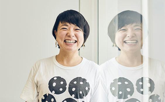 コピーライター・渡邊千佳「愛しいと思う気持ちがアイデアの源」
