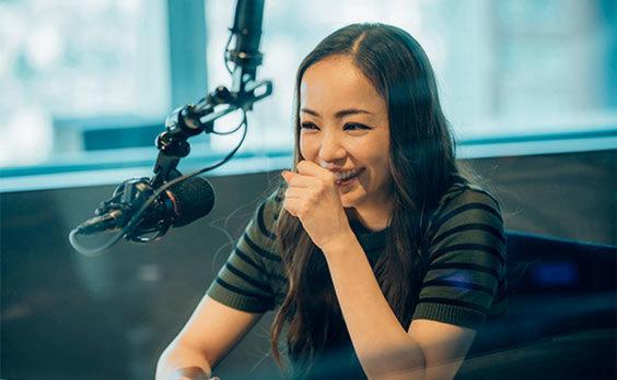 民放ラジオ101局  安室さん引退直前の特別番組を放送