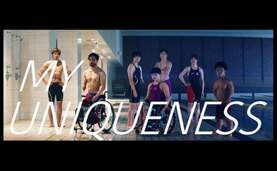 日本身体障がい者水泳連盟  公式ソングとプロモーション映像を発表