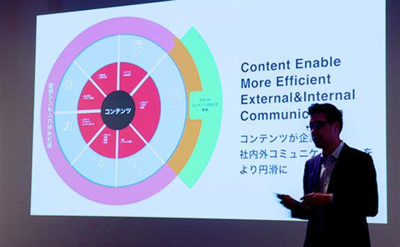 コンテンツマーケティングイベント 「ThinkContent Tokyo 2018」開催 電通から佐藤若由氏が登壇