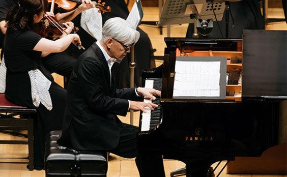 「東北ユースオーケストラ演奏会」  坂本代表が、2020年に曲作りを決意