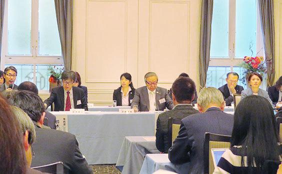 JAAが2019年度事業説明会を開催 「働き方改善」「ダイバーシティ」などに意欲