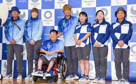 東京オリンピック・パラリンピック  ボランティア用ユニホームを発表