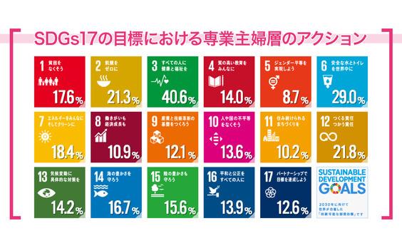 実はSDGs目標達成の推進役?~第2回SDGsに関する生活者調査「女性」考察編