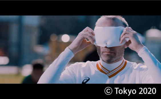 「5人制サッカー」スペシャル動画公開  イニエスタ選手が登場!