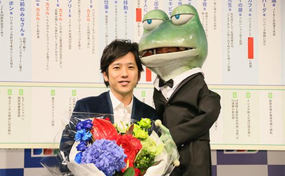 JCB  二宮さん出演の30作目のテレビCMを発表