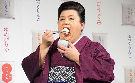 北海道米新米、令和初収穫 マツコさんも絶賛