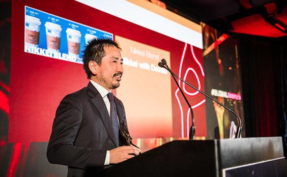 「日経平均株価連動コーヒー『NIKKEI BLEND』」、世界トップ40に選出。