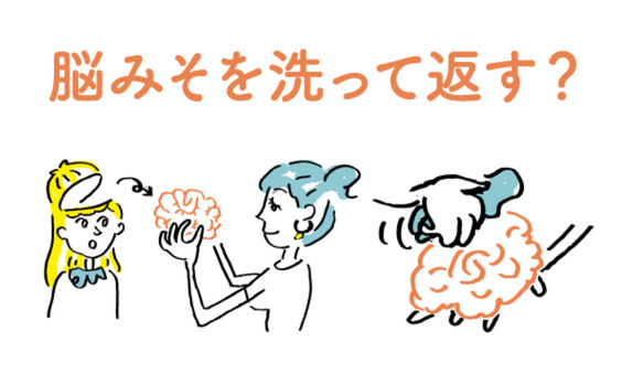 脳みそを洗って返す?手話から伝え方を考えてみた。