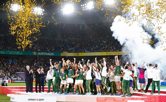 世界一、ラグビーを楽しむ国へ。