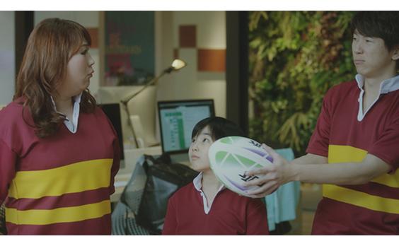「クラフトボス」新テレビCM  個性派3人が入社で、ワンチーム誕生  (メーキング動画あり)