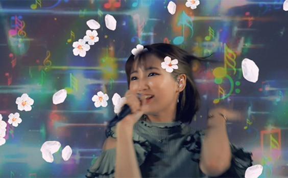 SNSソングライター上野優華さん ファンと創る双方向オンラインライブを実現! 次回第5弾は9/13にライブ配信