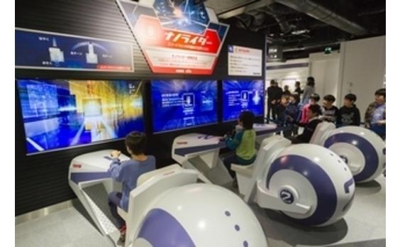ものづくりから、未来づくりへ。東芝未来科学館がリニューアルオープン