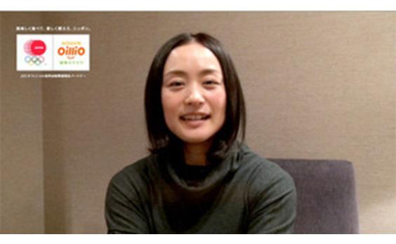 日清オイリオ  CM、サイト、番組でソチ日本代表を応援