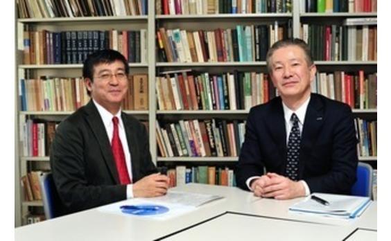 対談「2013年 日本の広告費」を読み解く  上智大・音好宏教授×電通総研・奥律哉研究主席