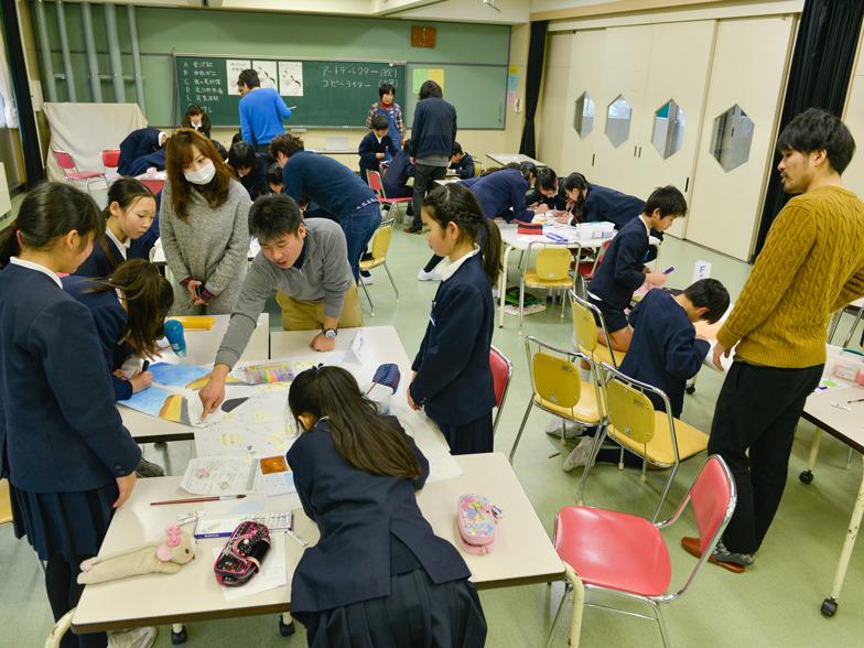 石川県白山市松陽小学校
