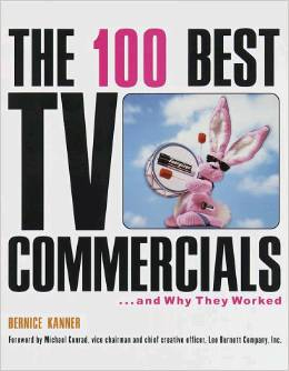 100 best TV commercials